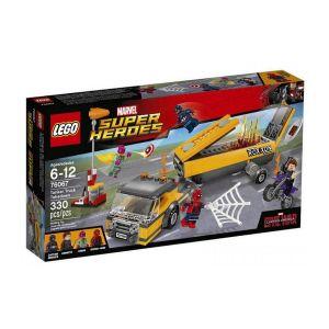 Lego 76067 - Super Heroes Marvel : Le démontage du camion-citerne