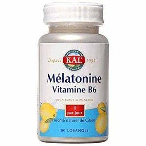 Noria Kal Mélatonine + Vitamine B6
