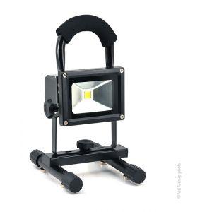 Nx Projecteur rechargeable LED 10W - Unité(s)