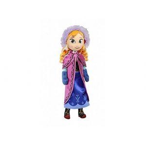 Peluche Anna La Reine Des Neiges 40 cm