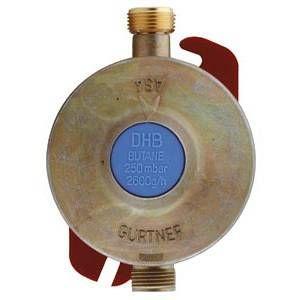 Gurtner Détendeur Gaz Butane 2.6kg/h Haute Pression M20X150