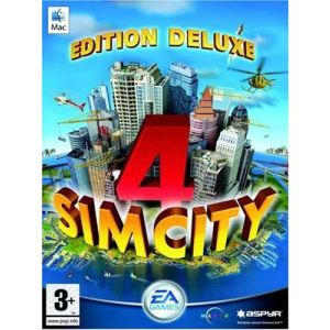 Sim City 4 Edition Deluxe : Le jeu et l'extension SimCity 4 : Rush Hour [MAC]
