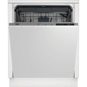 Beko LVI66F - Lave vaisselle intégrable 15 couverts