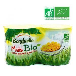 Bonduelle Maïs - 2 boîtes de 150 g