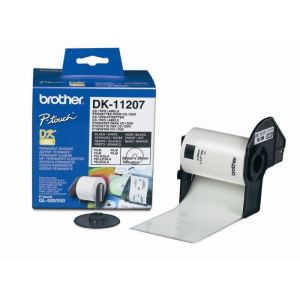 Brother 100 étiquettes pour CD/DVD 105 x 148 mm