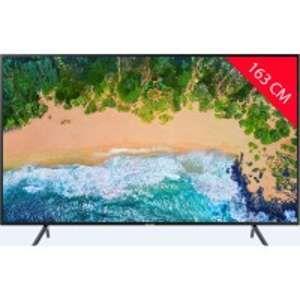 Samsung UE65NU7105 - Téléviseur LED 4K 65'' 165 cm