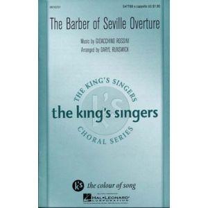 Hal Leonard Rossini - King's s Barber Of Seville Overture - Format