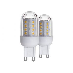 Eglo 11462 LM-G9-LED 2,5W 4000K set de 2