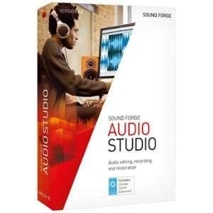 Sound Forge Audio Studio 12 [Windows]