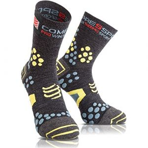 Compressport Chaussettes Pro Racing Socks V2.1 Winter Trail