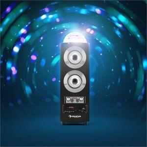 Auna DiscoStar - Enceinte portable Bluetooth