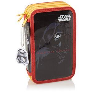 Simba Toys Trousse de coloriage 3 compartiments Star Wars