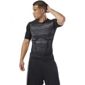 Reebok T-shirt Sport T-shirt de compression ACTIVCHILL Noir - Taille EU S