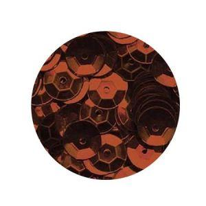 Rayher Sequins paillettes 6 mm Brun foncé - 4000 pcs