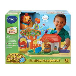 Vtech Tut Tut Animo : La niche à surprise + chien
