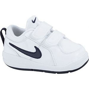 Nike Pico TDV, Chaussures Bébé marche bébé garçon, Blanc (White/Midnight Navy), 21 EU (3-9 months Bébé UK)