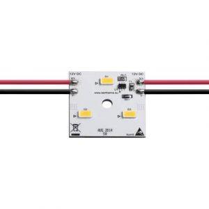 Barthelme Chaîne de LEDs avec câble à extrémités ouvertes LEDlight Chain High Performance 50650434 12 V/DC 3 cm blanc fr