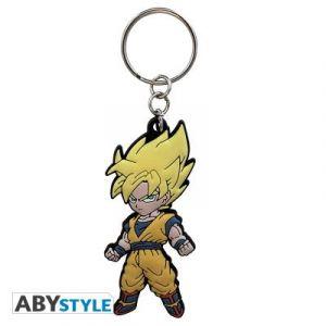 Abysse Corp Dragon Ball - Porte-clés PVC - Goku