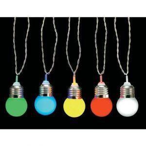 Polarlite PDC-20-001 - Guirlande lumineuse pour fêtes  LED pour l'extérieur secteur multicolore 12.7 m