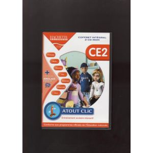 Atout clic CE2 intégral 2003 [Mac OS, Windows]
