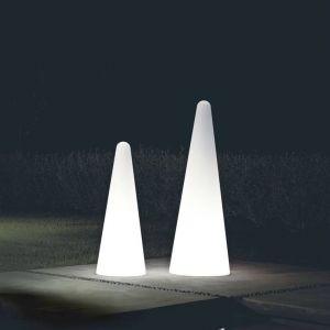 Slide Design - Cône lumineux Cono intérieur / extérieur extérieur - h : 150 cm - ø 53 cm