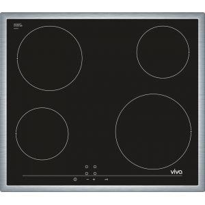 Viva VVK26R35E0 - Table de cuisson vitrocéramique 4 foyers