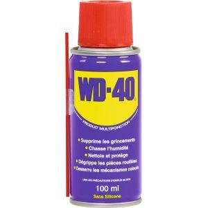 WD-40 Dégrippant multi-fonctions 100 ml