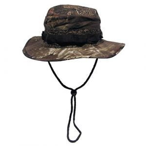 MFH US GI Chapeau de Brousse Boonie Hat (Hunter-Braun/L)