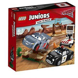 Lego 10742 - Juniors : La Piste d'Entraînement de La Butte à Willy Cars 3