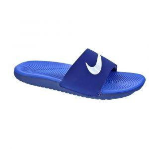 Nike Kawa Slide Tongs Garçon Bleu