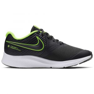 Nike Chaussures running Star Runner 2 Gs - Anthracite / Electric Green / White - Taille EU 39
