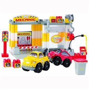 Ecoiffier Abrick Mécanic Fast Car