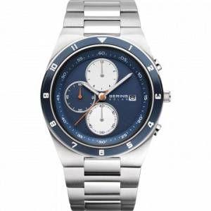 Bering Time 34440-708 - Montre pour homme Quartz Chronographe