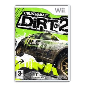 Colin McRae : DiRT 2 [Wii]