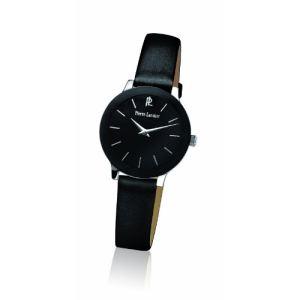 Pierre Lannier 019K6 - Montre pour femme avec bracelet en cuir Tendance