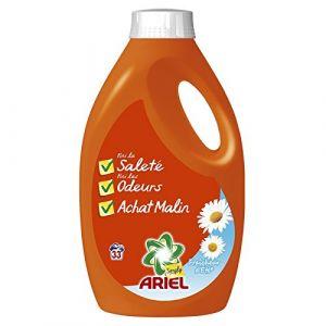 Ariel Simply Lessive liquide Fraîcheur d'été 33 lavages 2,145 L - lot de 2