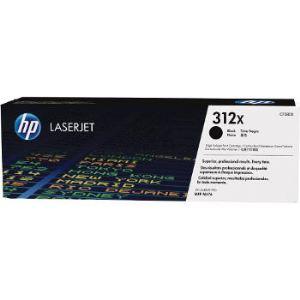 HP CF380X - Toner 312X noir 4400 pages