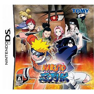 Naruto : Ninja Destiny - European Version [NDS]