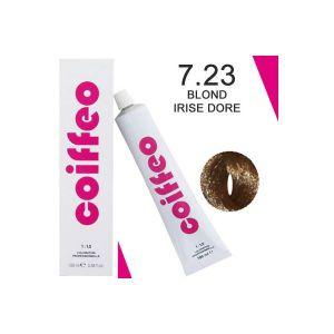 Coiffeo 7.23 Blond irisé doré - Coloration professionnelle