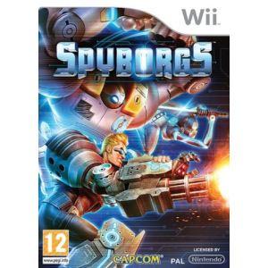 Spyborgs [Wii]