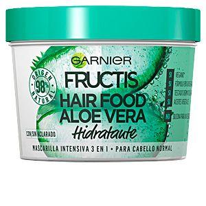 Garnier FRUCTIS HAIR FOOD aloe mascarilla hidratante 390 ml