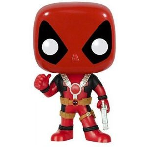 Funko POP Marvel - Deadpool - Thumb Up