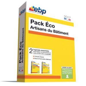 Pack Eco Artisans du Bâtiment 2017 pour Windows