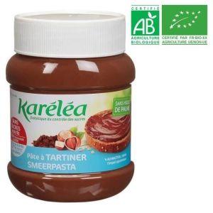 Karéléa Pate à tartiner sans huile de palme et sans sucres