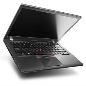 Lenovo ThinkPad T450 - 14'' Full-HD - Intel Core i7-5600U / 2.60 GHz - RAM 16 Go - 500Go SSD - Webcam - Gigabit Ethernet - Wifi - Windows 10 Professionnel - Occasion