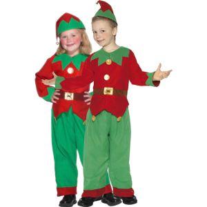 Déguisement elfe enfant (3 à 12 ans)
