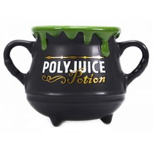 HARRY POTTER Mini Cauldron Mug Polyjuice Potion Occasion