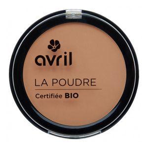 Avril Poudre compacte Abricot Certifiée Bio