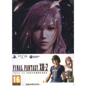 Final Fantasy XIII-2 - Pack de précommande pour PS3 [PS3]