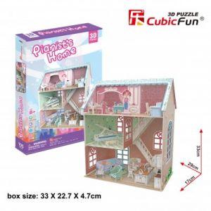 CubicFun Puzzle 3D Pianist's Home 105 pièces
